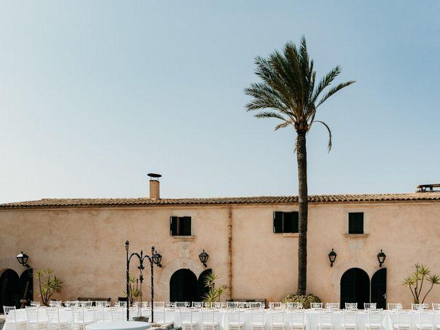 La boda de Oliver y Desidee en Santanyi, Islas Baleares 2