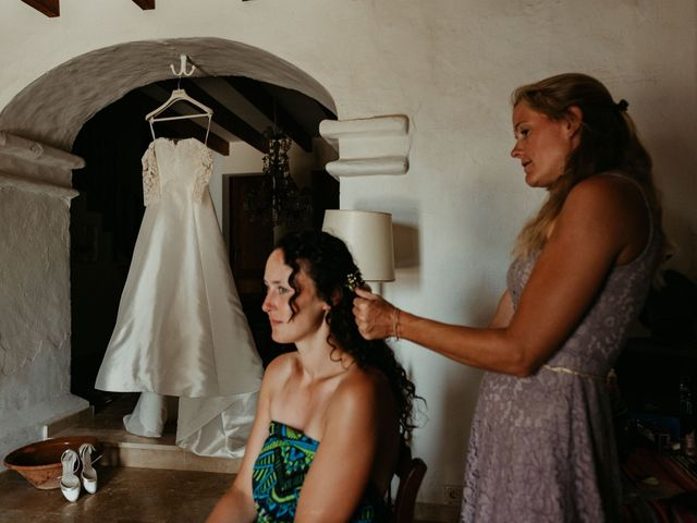 La boda de Oliver y Desidee en Santanyi, Islas Baleares 7