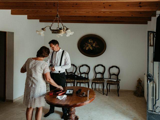 La boda de Oliver y Desidee en Ciutadella De Menorca, Islas Baleares 23