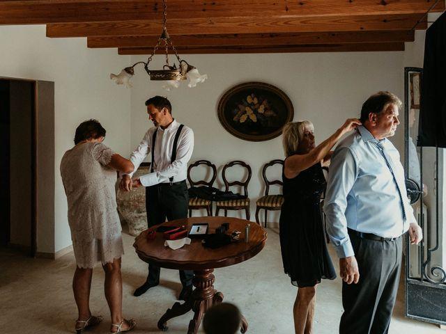 La boda de Oliver y Desidee en Ciutadella De Menorca, Islas Baleares 24