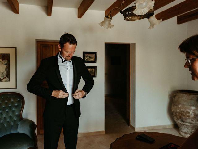 La boda de Oliver y Desidee en Santanyi, Islas Baleares 35