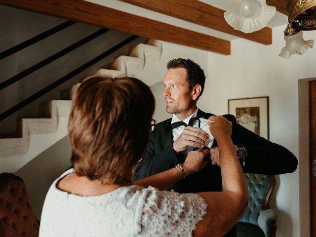 La boda de Oliver y Desidee en Santanyi, Islas Baleares 36