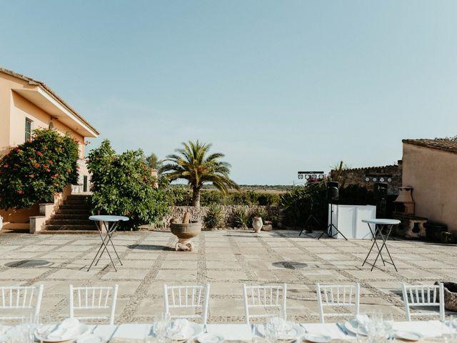 La boda de Oliver y Desidee en Santanyi, Islas Baleares 39