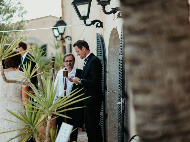 La boda de Oliver y Desidee en Santanyi, Islas Baleares 41