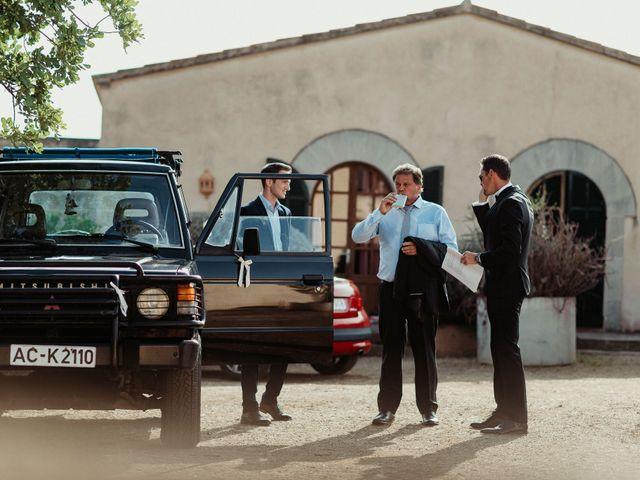 La boda de Oliver y Desidee en Santanyi, Islas Baleares 44