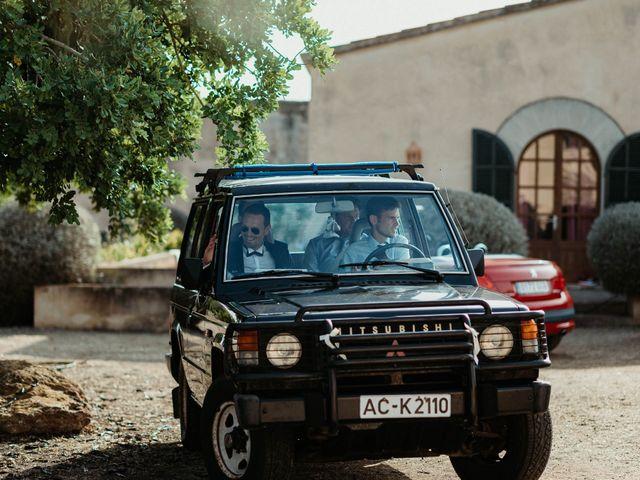 La boda de Oliver y Desidee en Santanyi, Islas Baleares 47