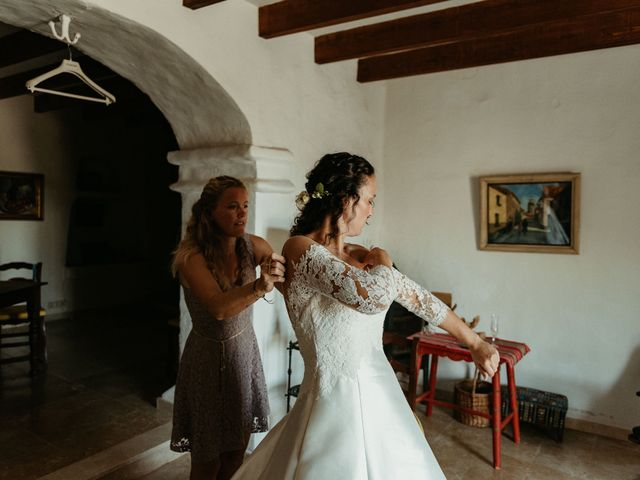 La boda de Oliver y Desidee en Santanyi, Islas Baleares 48