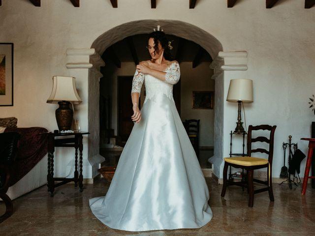 La boda de Oliver y Desidee en Santanyi, Islas Baleares 50