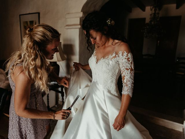 La boda de Oliver y Desidee en Santanyi, Islas Baleares 54
