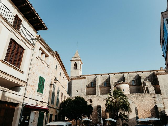 La boda de Oliver y Desidee en Santanyi, Islas Baleares 58