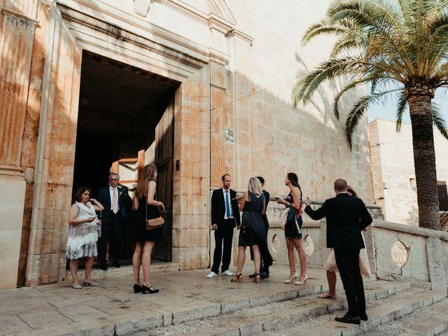 La boda de Oliver y Desidee en Santanyi, Islas Baleares 60