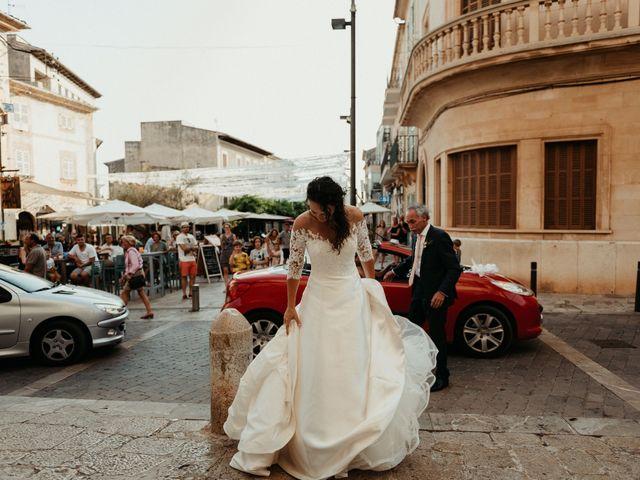 La boda de Oliver y Desidee en Santanyi, Islas Baleares 67