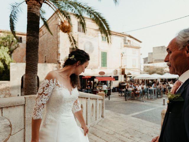 La boda de Oliver y Desidee en Santanyi, Islas Baleares 69