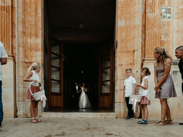 La boda de Oliver y Desidee en Santanyi, Islas Baleares 88