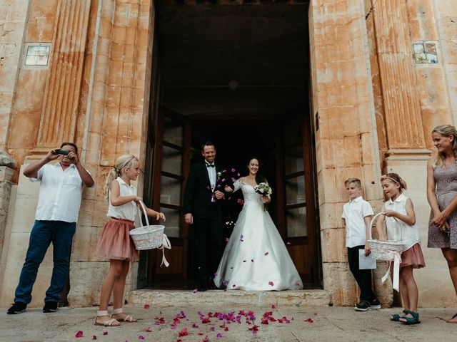 La boda de Oliver y Desidee en Santanyi, Islas Baleares 90