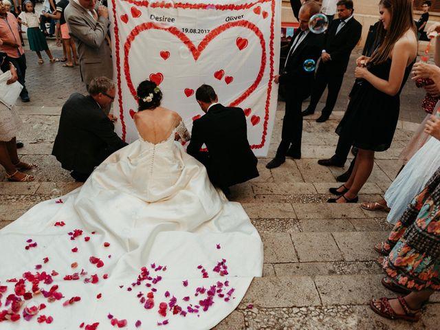 La boda de Oliver y Desidee en Ciutadella De Menorca, Islas Baleares 96