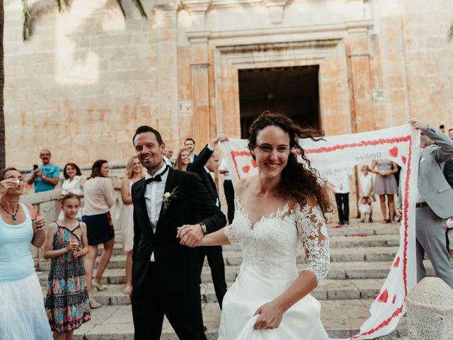 La boda de Oliver y Desidee en Santanyi, Islas Baleares 97