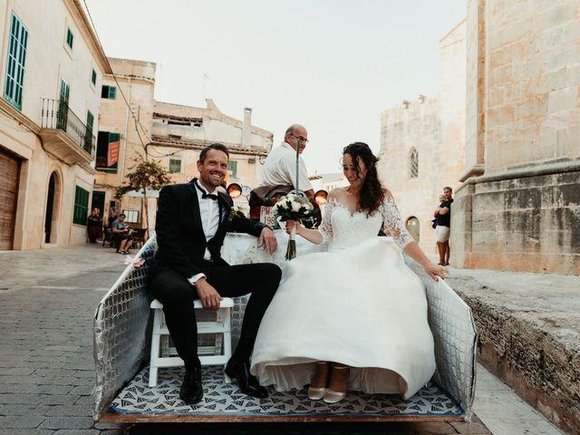La boda de Oliver y Desidee en Santanyi, Islas Baleares 99