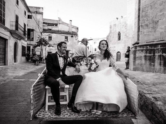 La boda de Oliver y Desidee en Ciutadella De Menorca, Islas Baleares 100