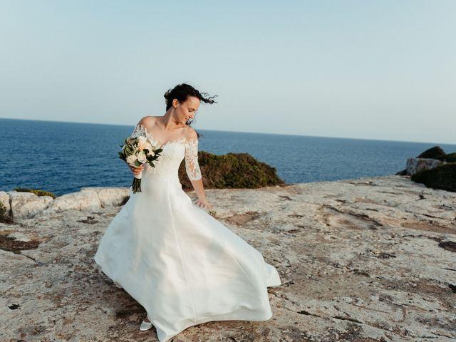 La boda de Oliver y Desidee en Santanyi, Islas Baleares 101