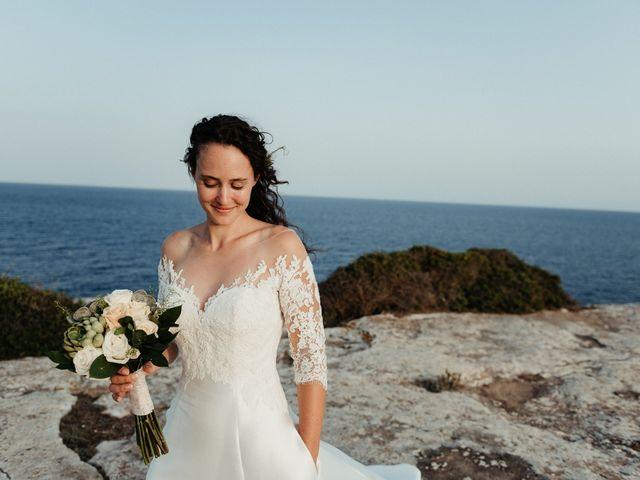La boda de Oliver y Desidee en Santanyi, Islas Baleares 1