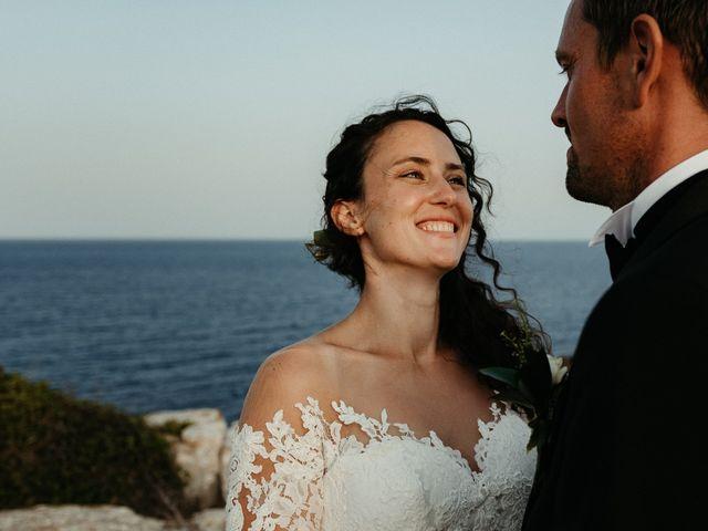 La boda de Desidee y Oliver