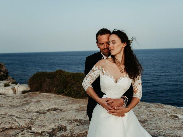 La boda de Oliver y Desidee en Santanyi, Islas Baleares 115