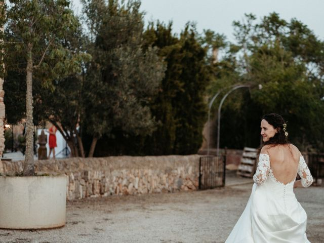 La boda de Oliver y Desidee en Santanyi, Islas Baleares 124