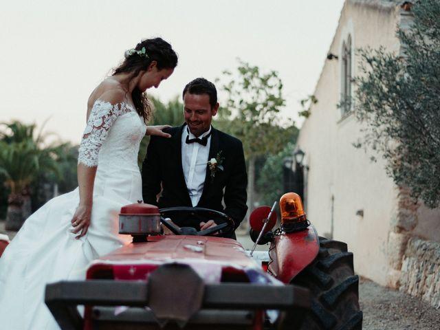 La boda de Oliver y Desidee en Santanyi, Islas Baleares 127