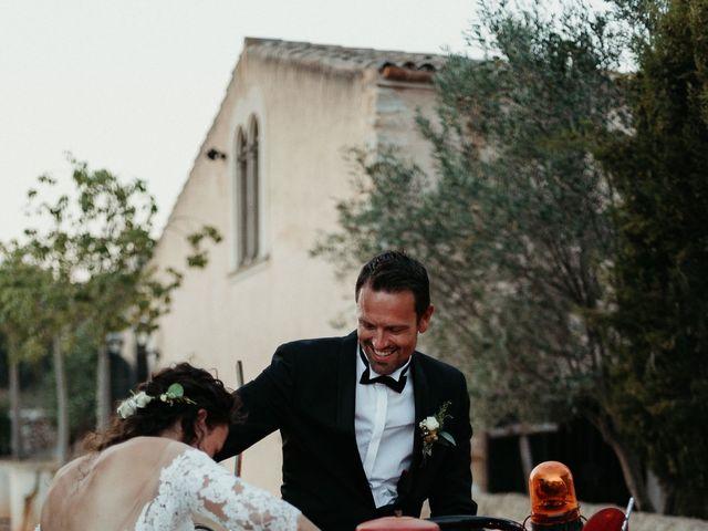 La boda de Oliver y Desidee en Santanyi, Islas Baleares 128
