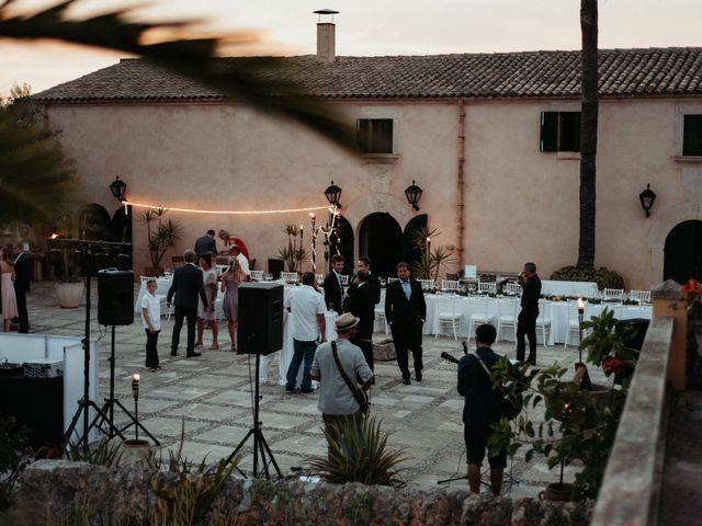 La boda de Oliver y Desidee en Santanyi, Islas Baleares 129