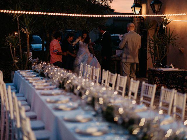 La boda de Oliver y Desidee en Santanyi, Islas Baleares 135