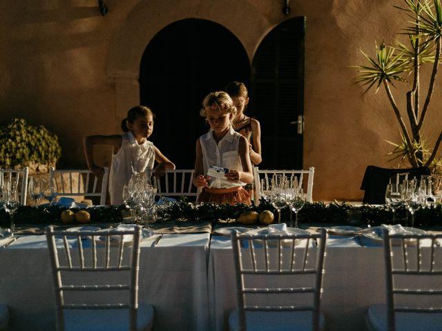 La boda de Oliver y Desidee en Santanyi, Islas Baleares 136