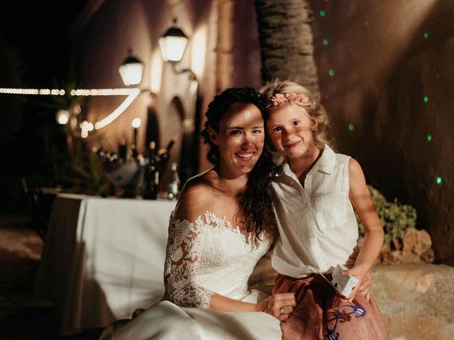 La boda de Oliver y Desidee en Santanyi, Islas Baleares 148