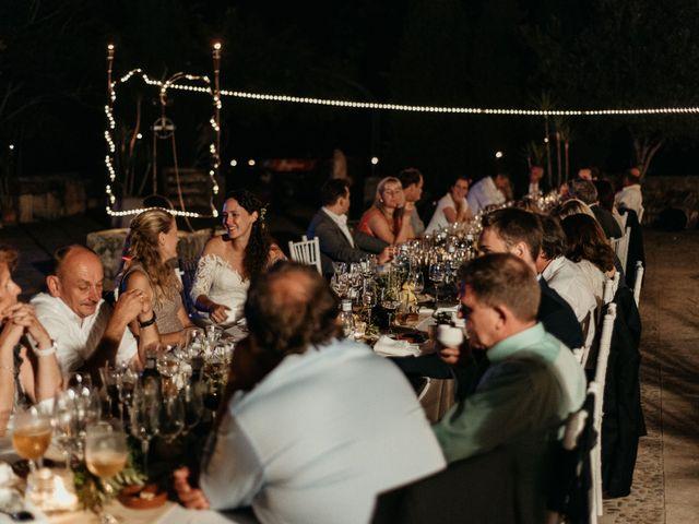 La boda de Oliver y Desidee en Santanyi, Islas Baleares 149
