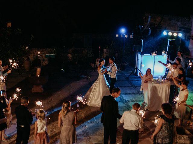La boda de Oliver y Desidee en Santanyi, Islas Baleares 151