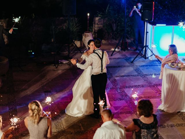 La boda de Oliver y Desidee en Santanyi, Islas Baleares 153