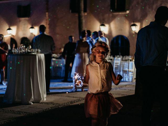 La boda de Oliver y Desidee en Santanyi, Islas Baleares 156