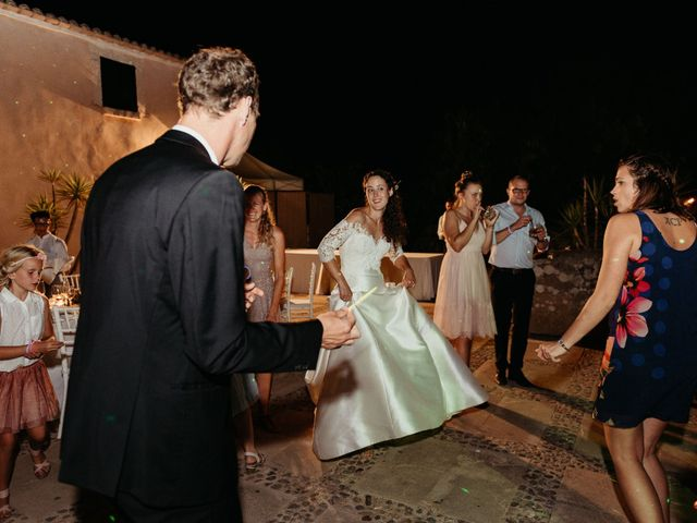 La boda de Oliver y Desidee en Santanyi, Islas Baleares 163