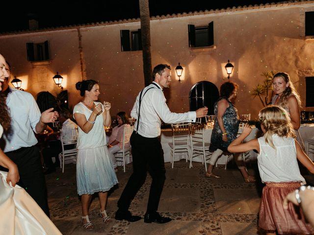 La boda de Oliver y Desidee en Santanyi, Islas Baleares 165