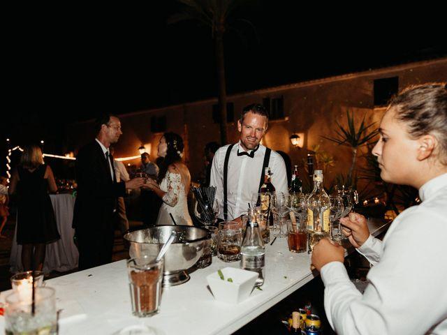 La boda de Oliver y Desidee en Santanyi, Islas Baleares 167