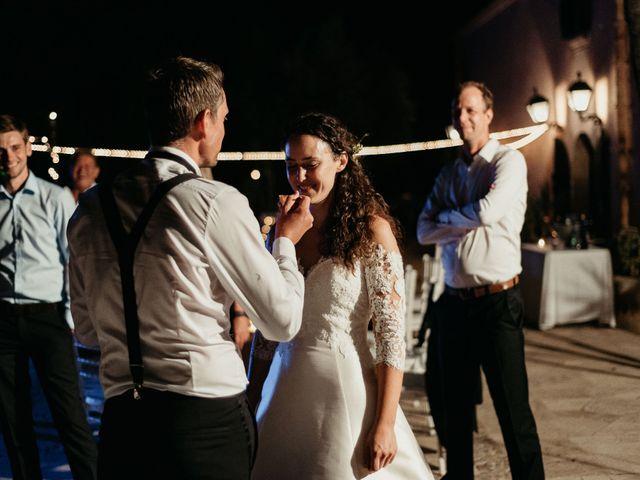 La boda de Oliver y Desidee en Santanyi, Islas Baleares 169