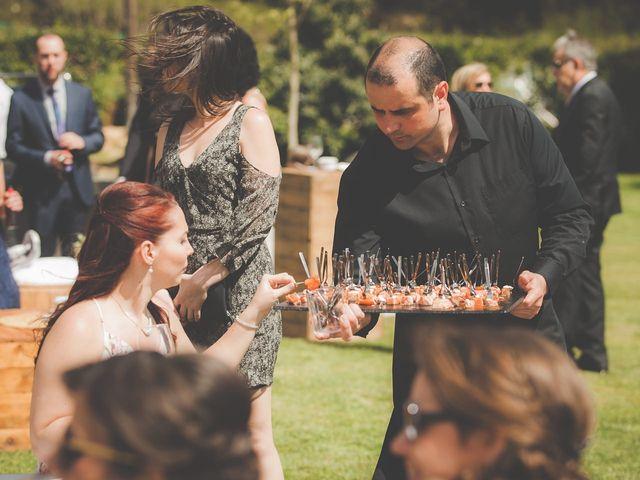 La boda de Marc y Anna en Arbucies, Girona 26
