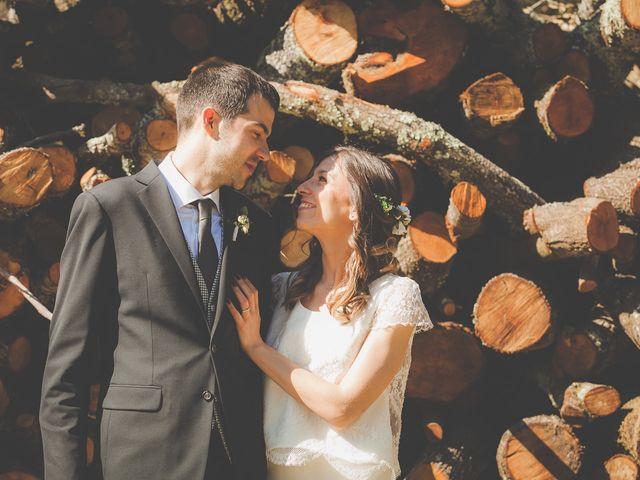 La boda de Marc y Anna en Arbucies, Girona 32