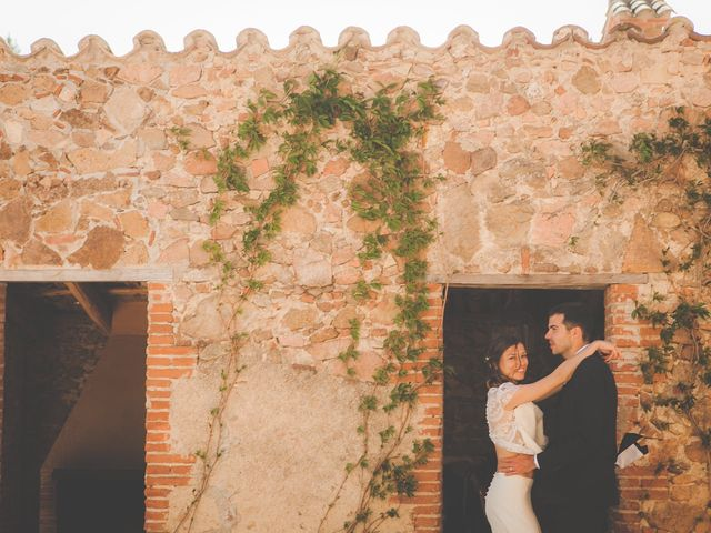 La boda de Marc y Anna en Arbucies, Girona 35