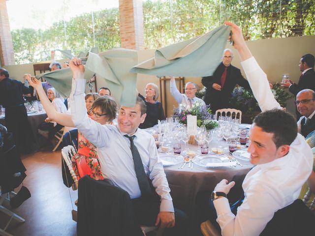 La boda de Marc y Anna en Arbucies, Girona 45