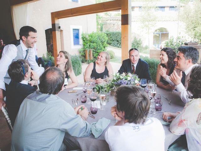 La boda de Marc y Anna en Arbucies, Girona 48