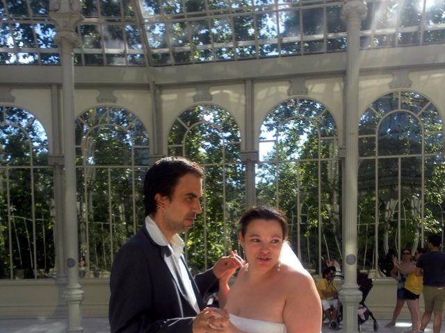 La boda de Miguel y Mireia en Madrid, Madrid 3