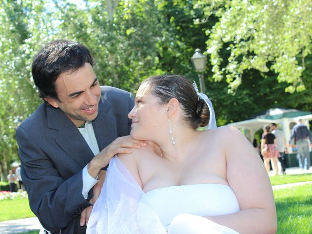 La boda de Miguel y Mireia en Madrid, Madrid 1