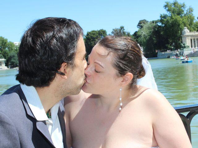 La boda de Miguel y Mireia en Madrid, Madrid 2
